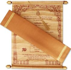 UNIQUE SCROLL CARDS is scroll wedding cards, wedding invitations cards, scroll wedding invitations, hindu wedding cards, Designer Wedding Cards Manufacturer & Exporter from INDIA Royal Wedding Invitation, Scroll Wedding Invitations, Scroll Invitation, 30th Birthday Invitations, Bat Mitzvah Invitations, Invite, Muslim Wedding Cards, Wedding Card Design, Celebrity Weddings