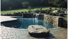 Beautiful Pool Design-Home and Garden Design Ideas