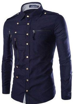 99f5f46882e6 The Dreadnought Dress Shirt. Slim Fit Casual ShirtsStylish ShirtsCasual  TopsMen CasualMen s ...
