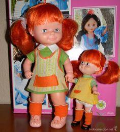 Muñecas Lesly y Barriguitas: - Foto 9 - 56949145 Dolly Doll, Barbie, Barbarella, Vintage Dolls, Little Babies, Red Hair, Baby Dolls, Harajuku, Life
