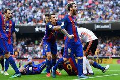 Prediksi Barcelona Vs Valencia, Prediksi Barcelona Vs Valencia 20 Maret 2017, Prediksi Bola Barcelona Vs Valencia, Prediksi Skor Barcelona Vs Valencia.