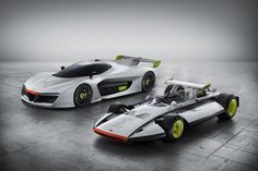 Salon Automobile Genève 2016 : Pininfarina H2 Speed Concept - Blog Esprit Design