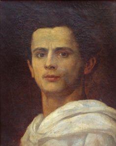 Almeida Junior - Auto-retrato - AAPPA - José Ferraz de Almeida Júnior - Wikipedia, the free encyclopedia