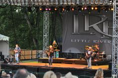 Little River Band performs Reminiscing at Hudson Gardens and Event Center