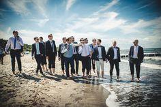 Die Hochzeitsfotos von Denise und Bastian in Kühlungsborn an der Ostsee.
