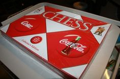 Coca Cola Collectors' Edition Chess Set New Featuring Santa and Polar Bear Kings | eBay