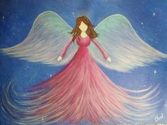 Angel - Angela Anderson tutorial on youtube
