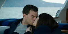 """""""There's an emotional depth to them by this point that makes the sex more love making than acrobatics""""(C+A)- Dakota Johnson Fifty Shades Darker, Fifty Shades Darker Movie, 50 Shades Darker, Fifty Shades Series, Christian Grey, Grace Youtube, Anastasia Grey, Ana Steele, Fifty Shades"""