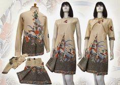 contoh-desain-baju-batik-terbaru-modern