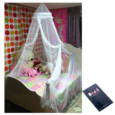 Hoop Bed CANOPY White Mosquito Net Netting bed mosquito net mosquito net tent  sc 1 st  Pinterest & Mombasa Bedding Siam Canopy Bedding | Girls Bedroom Ideas ...