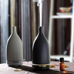 fancy casa aroma genie ultrasonic diffuser