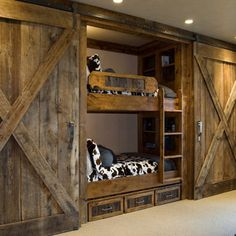 Pole barn houses can either have a simple or complex design. When choosing the barn house design, it is wise to take your time before making a decision. Metal Building Homes, Building A House, Building Ideas, Metal Homes, Barn House Design, Door Design, Bunk Bed Designs, Bedroom Designs, Bunk Rooms
