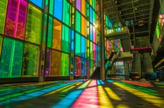 Palais des Congres, Montreal, Canada