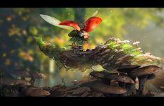 Mushrooms by sheer-madness on DeviantArt