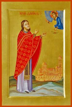 """Daniel was a priest in the southern Moscow region of Russia and died a martyr in the year Patriarch Kyrill has already referred to Fr. Daniel as a """"confessor"""" and the Russian faithful eagerly anticipate his glorification. Famous Freemasons, Russian Orthodox, Religious Icons, Orthodox Icons, Priest, Father, Website, Art, Nun"""