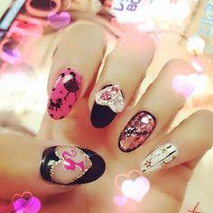 #Nails #NailArt #NailDesign #NailWhore #LasVegas #LoveNails #NailArtGallery