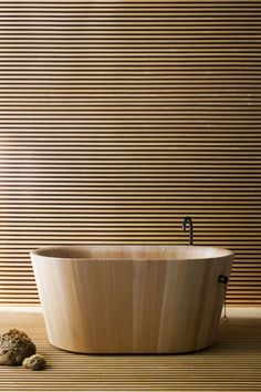 If you liked Shannon & Simon's timber bathtub, check these out