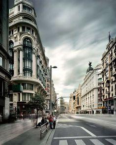 #madrid mantiene intacto su cielo, con o sin filtros, único