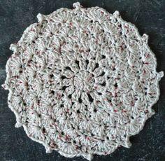 #175 Christmas Shells Crochet Dishcloth – Maggie Weldon Maggies Crochet