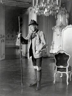 Emperor Franz Josef in 1910