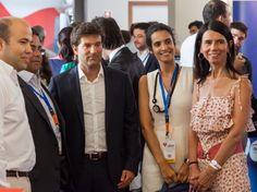 na 3ª edição do Challenges in Cardiology com a equipa da Bayer presente no Congresso