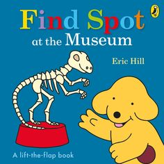 Find Spot at the Museum by Eric Hill
