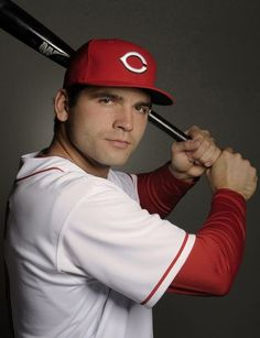 Joey Votto - the best first baseman in baseball