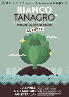 BIANCO TANAGRO. Sesta edizione per la festa del carciofo bianco