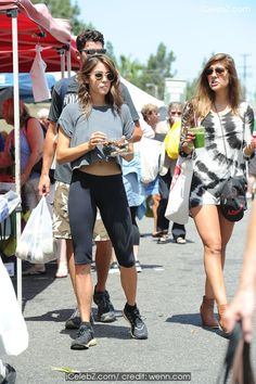 Nikki Reed  spends time at the Farmers Market with friends http://icelebz.com/events/nikki_reed_spends_time_at_the_farmers_market_with_friends/photo3.html