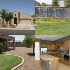 Newer home in beautiful Layton Lakes in Gilbert, AZ w/ 4bed/3bath/3car garage, RV gate, dual A/C units. Home has an open split floor plan freshly painted, new carpet, & 18'' tile, large custom kitchen, family room, formal dining room, master suite w/ exit to the patio, ''private 2nd suite'' w/ full bath & walk-in closet. Backyard offers privacy, extended covered patio, & plenty of room to build a pool if you like. Lightly lived in & turn-key! For more info contact Brian O'Brien at…