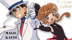 Magic Kaito and Saint Tail