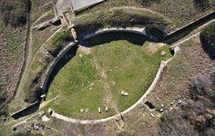 Roselle Roman amphitheater