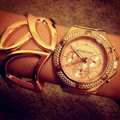 <3 Michael Kors watch, hoping to find this watch my next visit to the US in a couple weeks