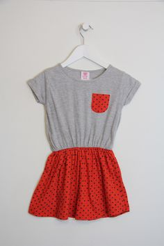 Vestido 4-5 años