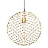 Found it at Wayfair - Ragtime 1 Light Globe Pendant