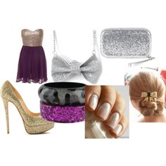 """""""Glitter"""" by act-creative on Polyvore"""