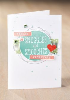 Snuggles & Smooches sample from SU! blog - NEW Photopolymer released 12-9-14  More info here - http://www.stampinup.com/home/en-US/blog-post/corporate-blog/2014/12/09/snuggles-and-smooches productID=140326&dbwsdemoid=2026178