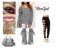 """""""Contest: Ripped Sweater"""" by xx-un-dimpled-xx ❤ liked on Polyvore featuring Zimmermann"""