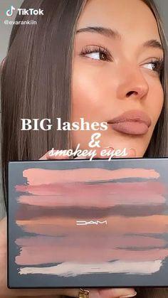 Makeup Eye Looks, No Eyeliner Makeup, Blush Makeup, Smokey Eye Makeup, Glam Makeup, Pretty Makeup, Skin Makeup, Makeup Inspo, Maquillage Or Rose