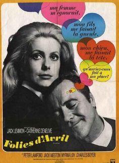 1970 Meilleur Acteur Comédie Jack LEMMON