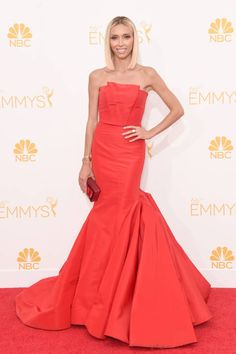 Giuliana Rancic at the 2014 #Emmys!