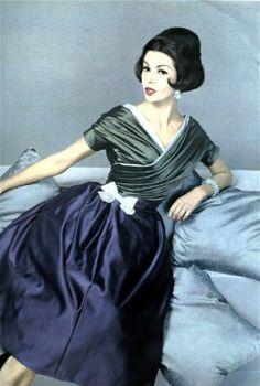Pierre Balmain dress, 1950s