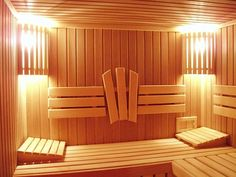 Ideas bath house camping for 2019 Sauna Steam Room, Sauna Room, Saunas, Portable Sauna, Sauna Design, Brick Flooring, Modern Masters, Room Accessories, Architecture Design