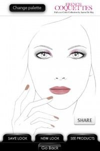Top Mobile Makeup Apps - Lancome