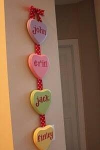 Cute for valentines decor