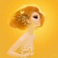 I LOVE THIS PIECE -- Marigold by `thienbao on deviantART