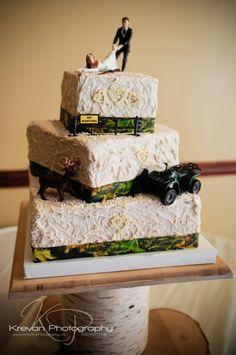 Steve & Jess Wedding- Krevan 2012 » Krevan Photography- Camo wedding theme