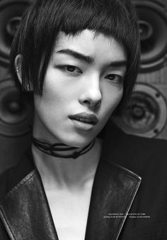 Fei Fei Sun by Hugh Lippe for Fat Magazine 4 | The Fashionography