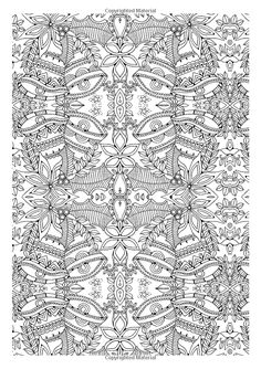 170 Best Adult Christmas Colouring! images | Coloring books ...