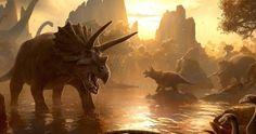 The Lost World : David Attenborough, Lost World: Dinosaurs | BBC Documentary